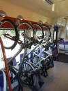 bikes on train from arcachon to bordeaux