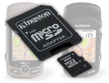 garmin gps cards with canal du midi maps