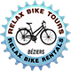 logo relax bike tours