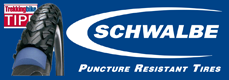 schwalbe puncture resistant tires logo