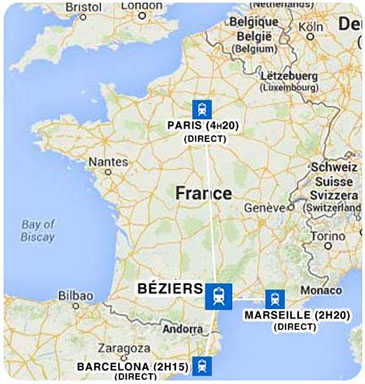 Relax Rentals Bike Hire France Contact Us Biking in the south of